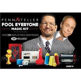 Fun inc. Penn And Teller Fool Everyone Magic Kit by Royal Magic (M8)