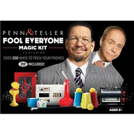 Penn And Teller Fool Everyone Magic Kit by Royal Magic (M8)
