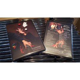 DVD - Sleeving, 2 DVD Set Collaboration of Lukas and Seol Park