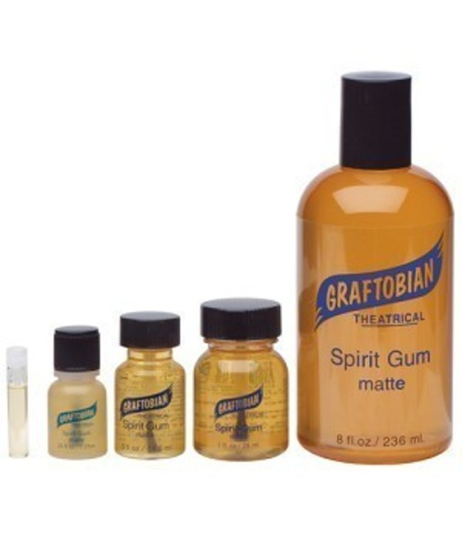 Graftobian Make-Up Company Spirit Gum 8 oz
