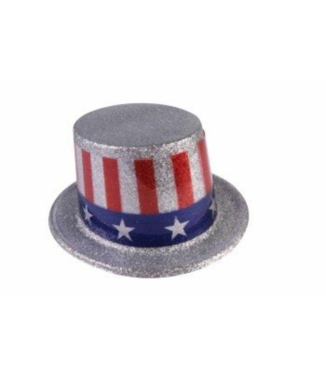 Forum Novelties Uncle Sam Glitter Hat