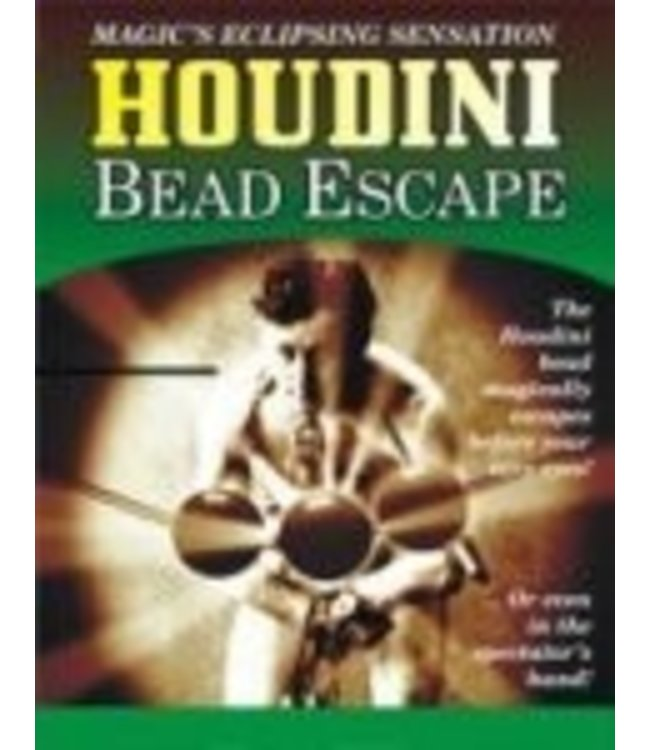 Houdini Bead Escape by Trickmaster Magic