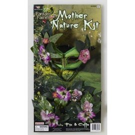 Forum Novelties Mother Nature Kit - Mask w/Pin and Cuffs (362)