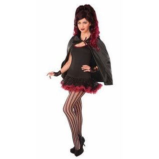 Forum Novelties Fantasy Cape Black