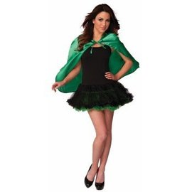 Forum Novelties Fantasy Cape Green