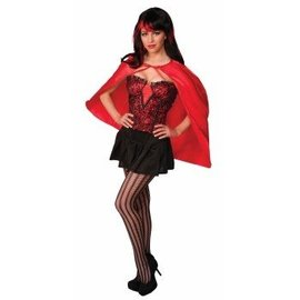 Forum Novelties Fantasy Cape Red