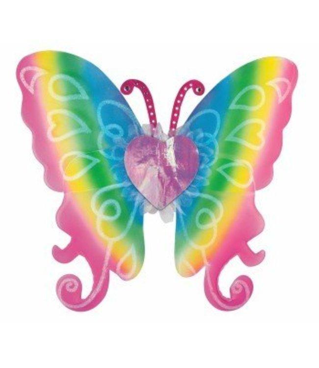 Forum Novelties Rainbow Fairy Wings