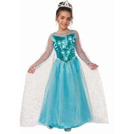 Forum Novelties Princess Krystal - Child Large 12-14