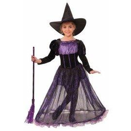 Forum Novelties Purple Potion Witch - Child Large 12-14