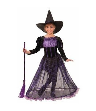 Forum Novelties Purple Potion Witch - Child Large 12-14