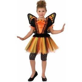Forum Novelties Missy Monarch - Child Small 4-6