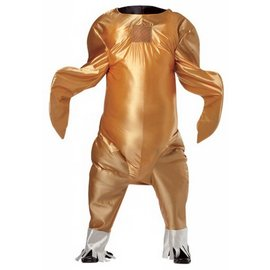 Rasta Imposta Gobbler The Turkey Costume One Size