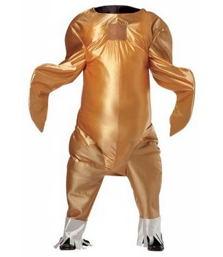 Rasta Imposta Gobbler The Turkey Costume One Size