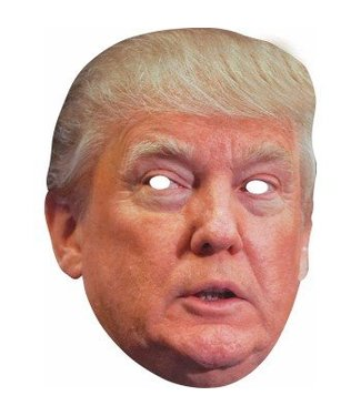 Mask - Donald Trump, Printed by Mask-arade