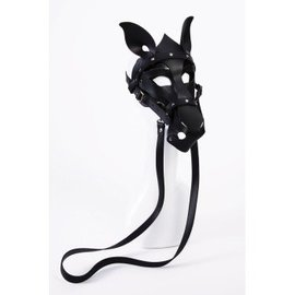 Forum Novelties Leatherette Horse Mask, Black
