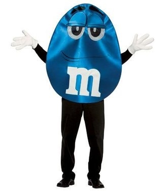 Rasta Imposta M&M Deluxe, Blue - Adult M and M