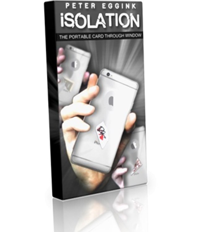 iSolation for iPhone 5 by Peter Eggink