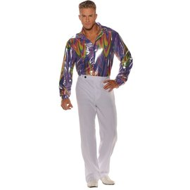 Disco Shirt Adult One Size by Underwraps
