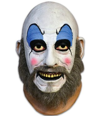 Trick Or Treat Studios House of 1000 Corpses Captain Spaulding Mask  by Trick Or Treat Studios