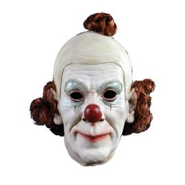 Trick Or Treat Studios Scary Circus Clown Mask