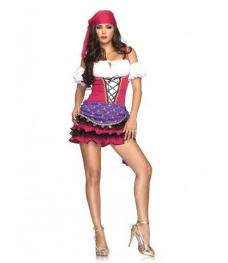 Leg Avenue Crystal Ball Gypsy - M/L