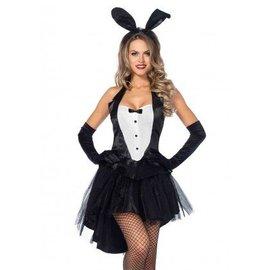Leg Avenue Tux And Tails Bunny - M/L
