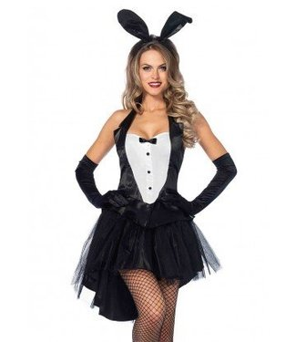 Leg Avenue Tux And Tails Bunny - M/L