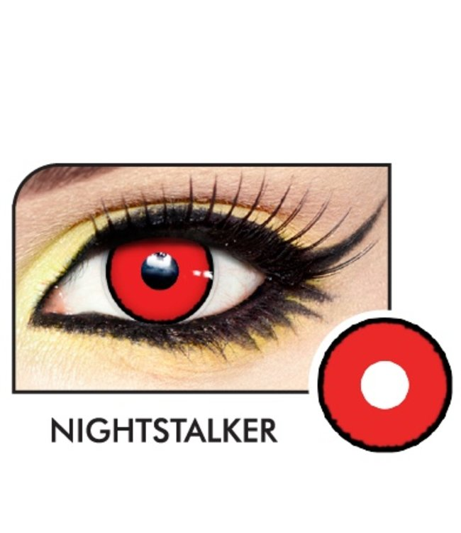 Fine And Clear Nightstalker Contact Lenses (C2)