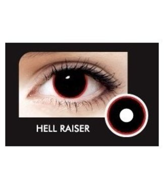Fine And Clear Hell Raiser Contact Lenses (C2)