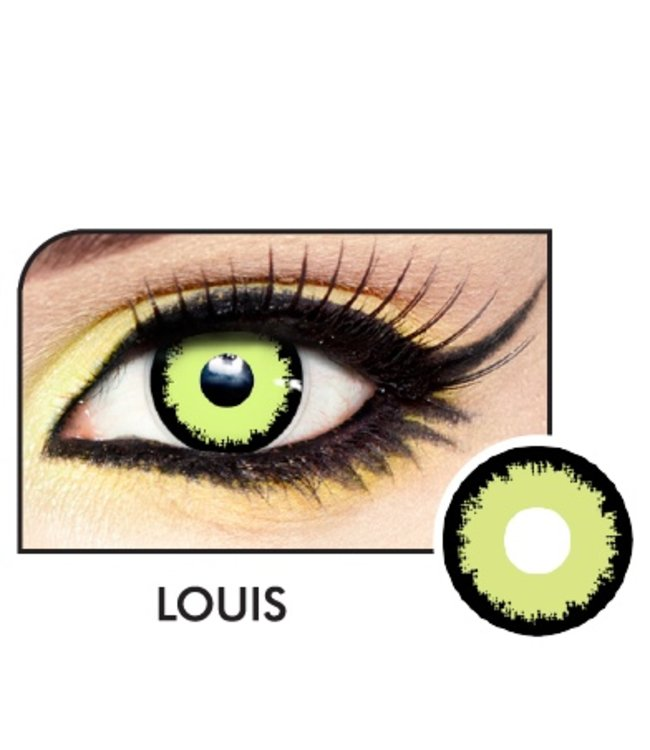 Fine And Clear Louis Contact Lenses (C2)