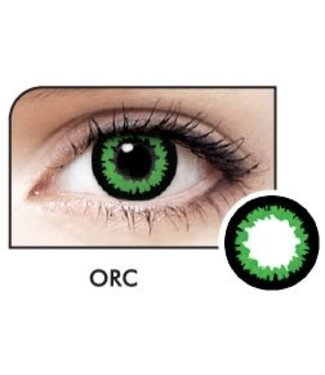 Fine And Clear Orc Contact Lenses (C2)