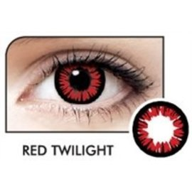 Fine And Clear Red Twilight Contact Lenses (C2)