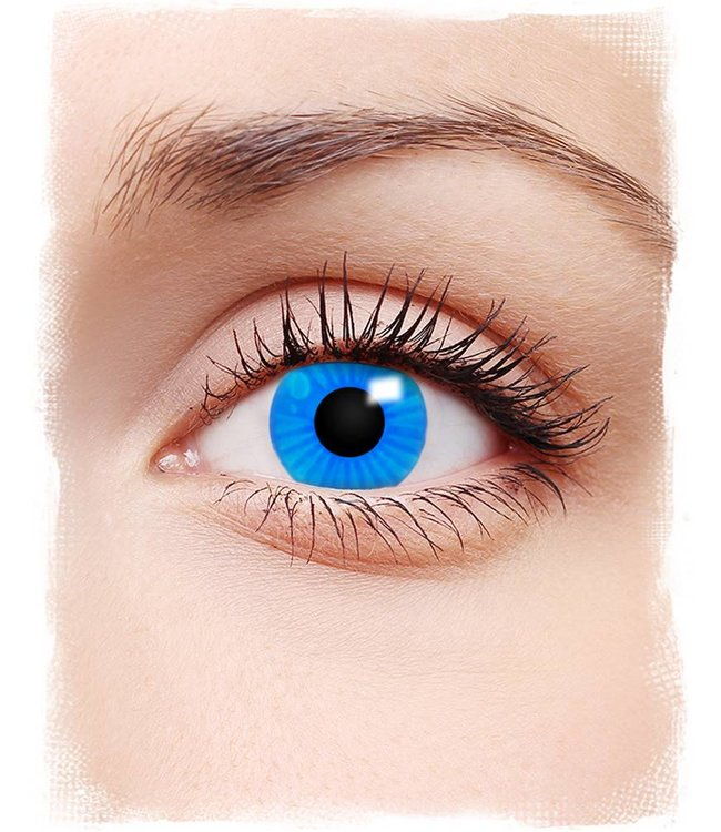 Fine And Clear Shiva Contact Lenses (C2)