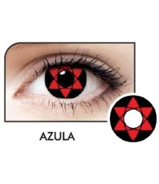 Fine And Clear Azula Contact Lenses (C2)