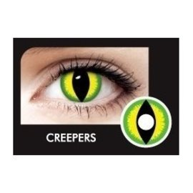 Fine And Clear Creepers Contact Lenses (C2)