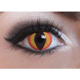 Fine And Clear Banshee Contact Lenses (C2)