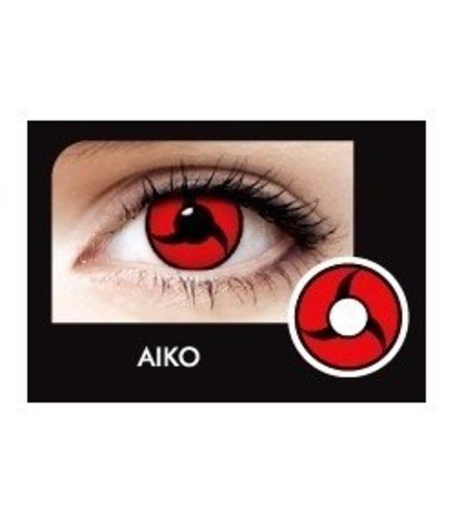 Fine And Clear Aiko Contact Lenses (C2)