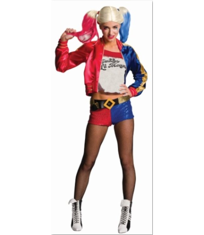 Rubies Costume Company Harley Quinn, Suicide Squad - Adult Med