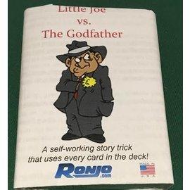 Ronjo Little Joe vs. The Godfather - Card by Ronjo