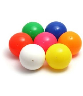 Higgins Brothers Juggling SIL-X Juggling Ball 3 Set, Red, Yellow and Blue - 78mm  (M5)