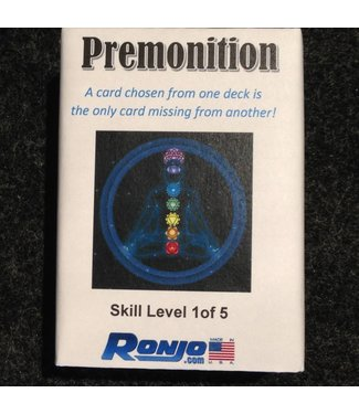Ronjo Premonition - Card by Ronjo (C4)