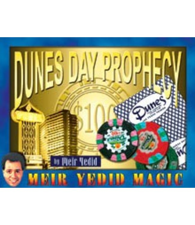 Dunes Day Prophecy by Meir Yedid Magic (M10)