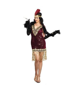 Dreamgirl Sophisticated Lady - Adult 3X4X by Dreamgirl