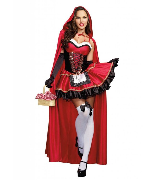 Dreamgirl Little Red - Adult Medium by Dreamgirl