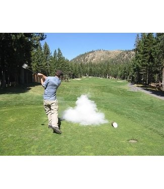 Cloud-Flite Exploding Golf Ball 4 Pack