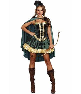 Dreamgirl Robin Hood, Female - Adult Large by Dreamgirl