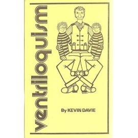 Book Ventriloquism by Kevin Davie and Magic Inc