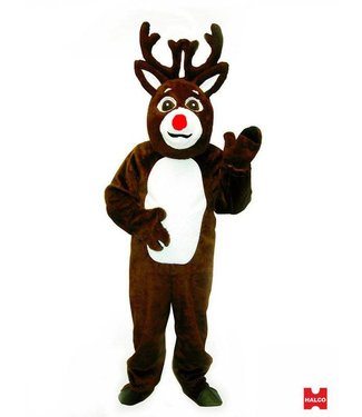 Halco Reindeer Suit with Mascot Head 1294H
