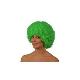 Forum Novelties Green Clown Afro Wig