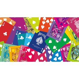 TCC Playing Cards Rainbow Deck by TCC Playing Cards
